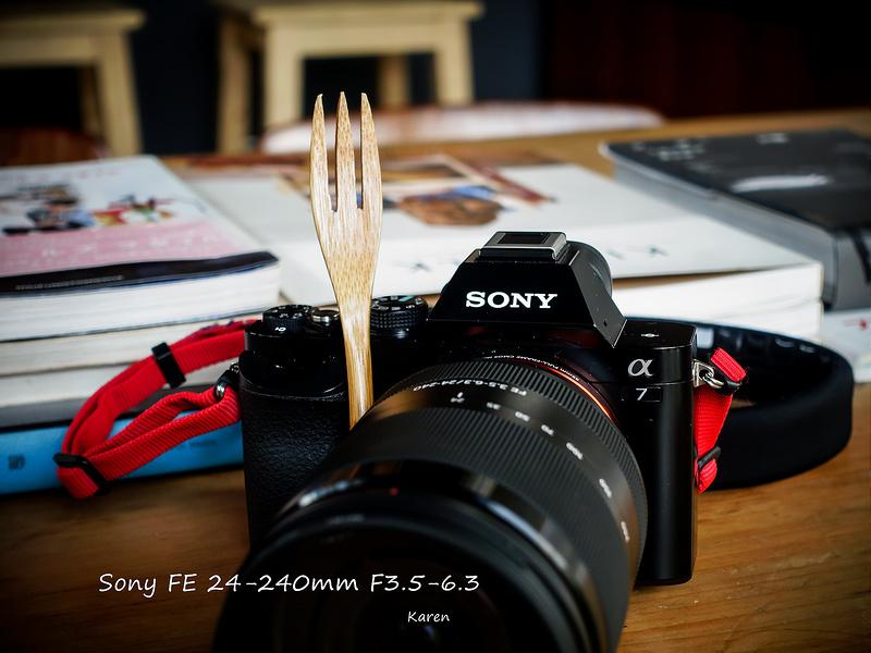 攝影器材使用心得   SONY FE 24-240mm F3.5-6.3 OSS