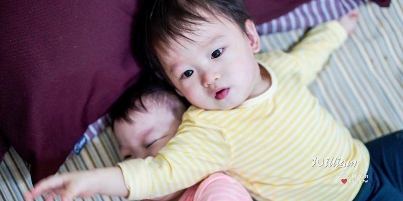雙寶寫真 | 8-12月