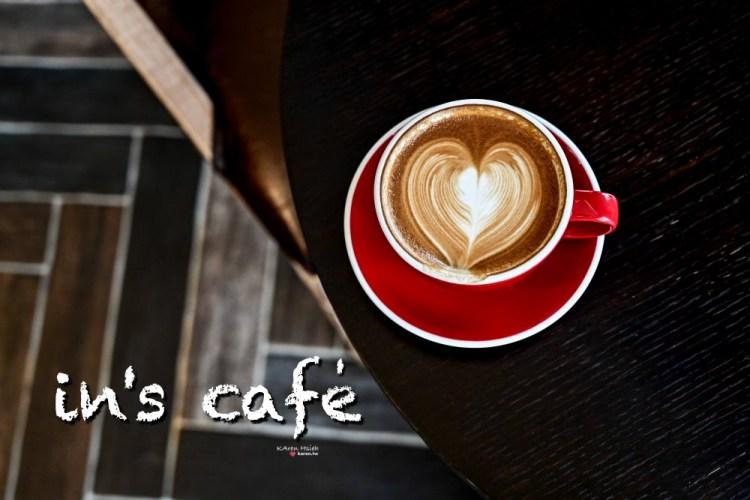 in's cafe | 歐洲風質感咖啡館,優質原料自製甜點和單品咖啡 (Nikon Z6試拍)