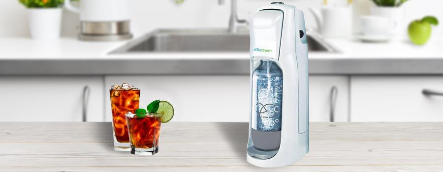 Výrobník sodové vody SodaStream
