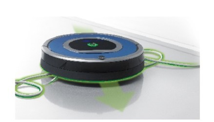 Robotický vysavač iRobot Roomba