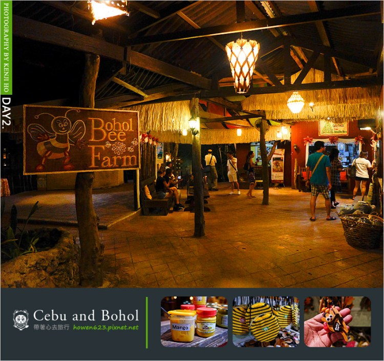 [菲律賓薄荷島旅遊]蜜蜂農場Bee Farm。自製各式蜂蜜相關的產品、裝飾、木雕,還有提供客房住宿哦!
