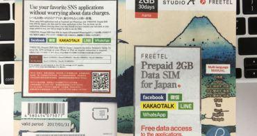 STUDIO A * FREETEL 2GB社群無限卡 749/30天/五大APP無限用,測速心得!