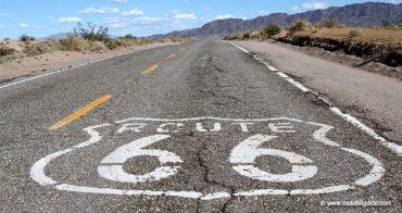 美國公路旅行 | 66號公路旅行,見證美國經濟與歷史的美國大街(US Route 66)