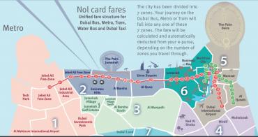 杜拜(Dubai)交通攻略 | 杜拜機場到市區、捷運地鐵、計程車、UBER、Nol Card一篇搞定!!