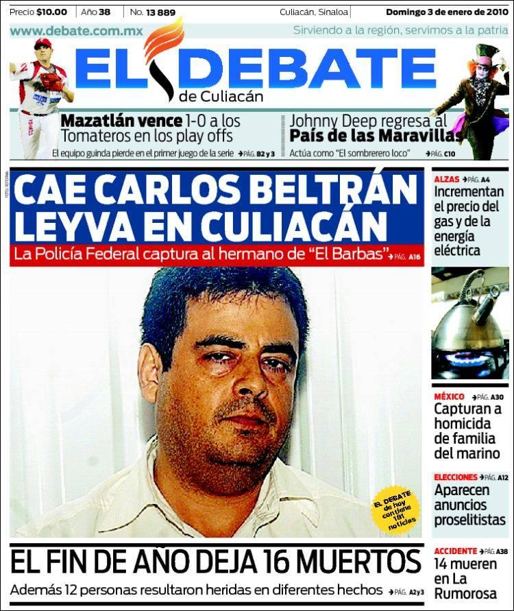 Culiacan De Hoy De Debate El Policiaca