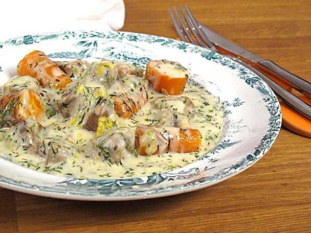 Tommys traditionella dillkött | Recept från Köket.se