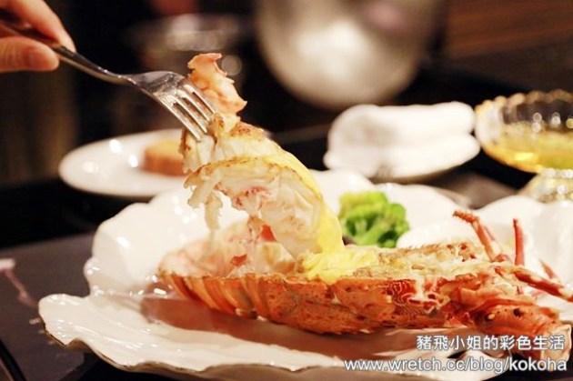 【台北美食】頂級HANA錵鐵板燒~來追美味的想念偶像劇拍攝地