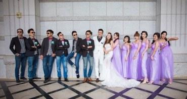 【關於婚紗】台南Hermosa Wedding婚紗~女孩夢想中的手工婚紗挑選,完美曲線完全量身打造
