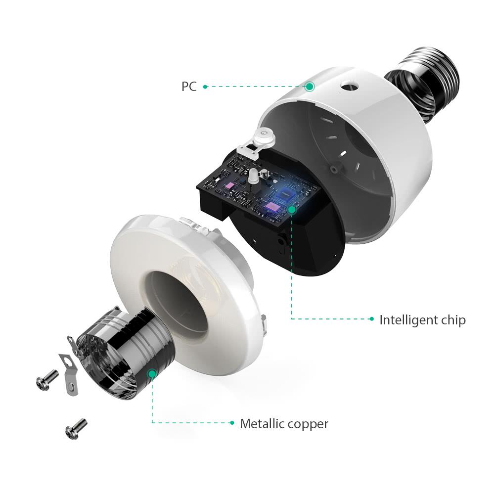Multiple Light Bulb Socket