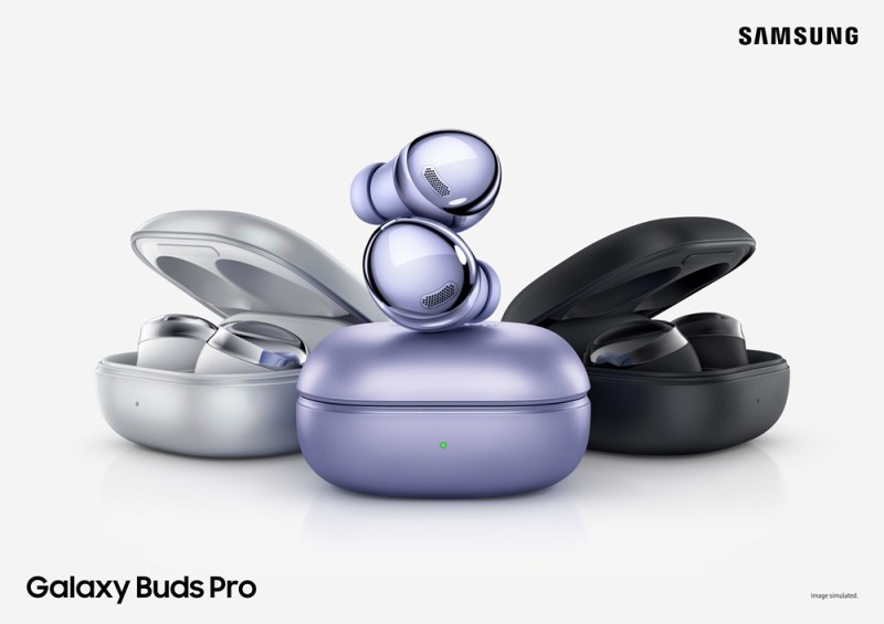 Samsung'Galaxy Buzz Pro' 3 product images