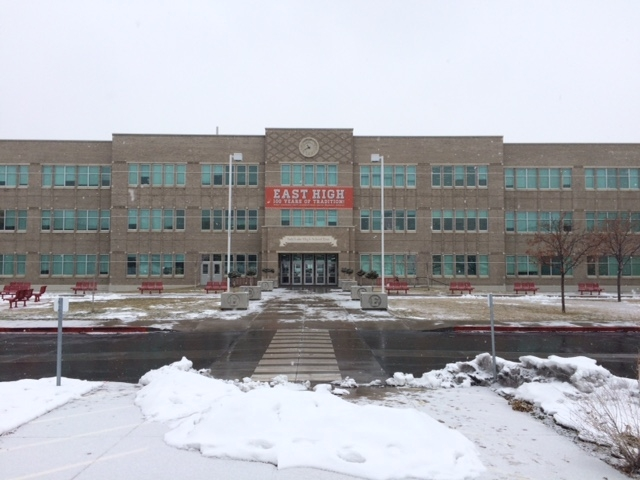 East Musical High Cafeteria School High