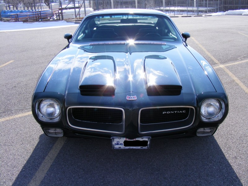 Utah s coolest cars  Layton man restores 1970 Firebird using     image0