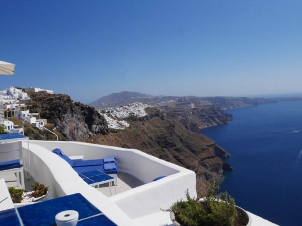 <希臘>Santorini聖托里尼島-(機票/住宿/交通/氣候)