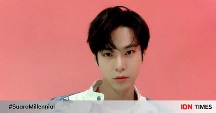 10 Potret Doyoung Nct Dengan Comma Hair Pesonanya Makin Bikin Ambyar Kurio