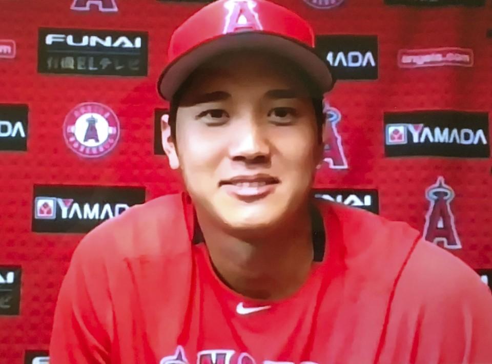 Baseball: Otani aims to resume interactive play from the beginning of the 2021 season