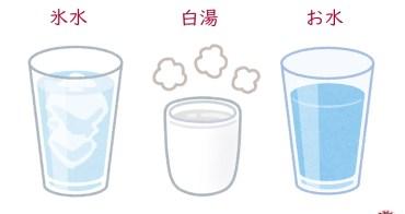 觀光日語 | 如何用日文點開水、熱開水、少冰、去冰飲料? | 美食篇(9)
