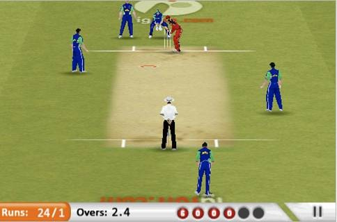 cricket t20 game