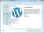 Installer - WordPress