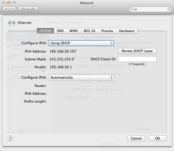 How to Find the Subnet Mask on Windows or Mac