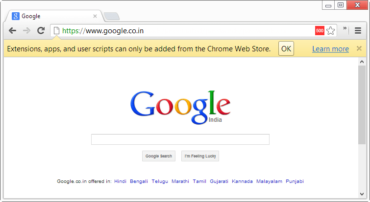 How to Install Chrome Extensions and Userscripts not in the Web Store