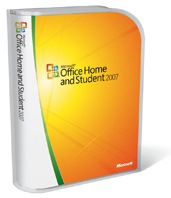 microsoft office student