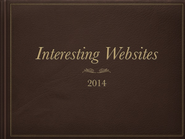 Interesting Websites