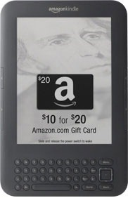 kindle with ads
