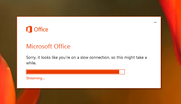Microsoft Office Streaming On Demand