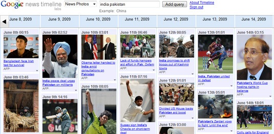 current news and photos