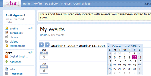 orkut-events