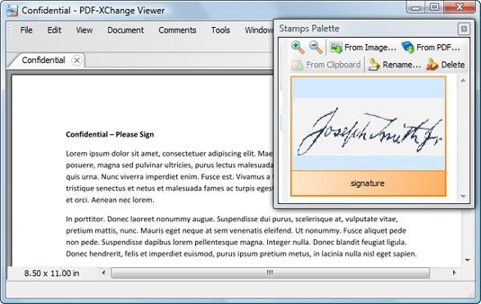 How to Sign Documents and Fax Electronically [E-signatures]
