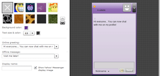 Add Yahoo Messenger to your Website & Chat With Visitors