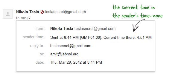 Part 1: Trace email using email header