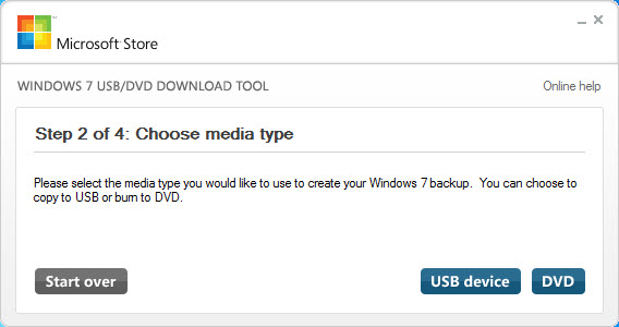 Windows 8 Media - USB or DVD