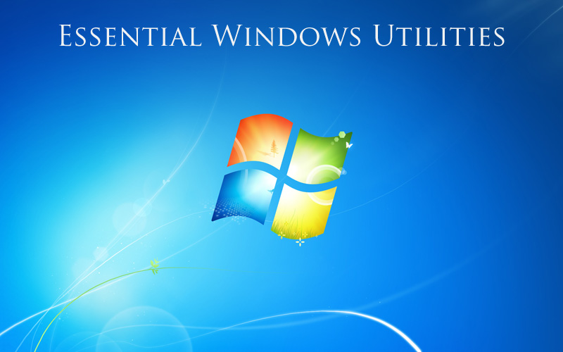 Windows Software Utilities