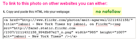 flickr-nofollow-links