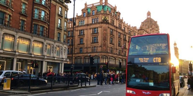 英國・倫敦 歐洲最適合自由行新手的城市!初遊倫敦這5個小建議你一定要知道!