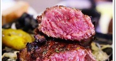 台北古亭》水牛城美式碳烤牛排餐廳。平實的價格吃9A等級澳洲和牛,想吃好牛肉荷包不必痛,推薦超用心好店家,品質講究有把關(中正區)