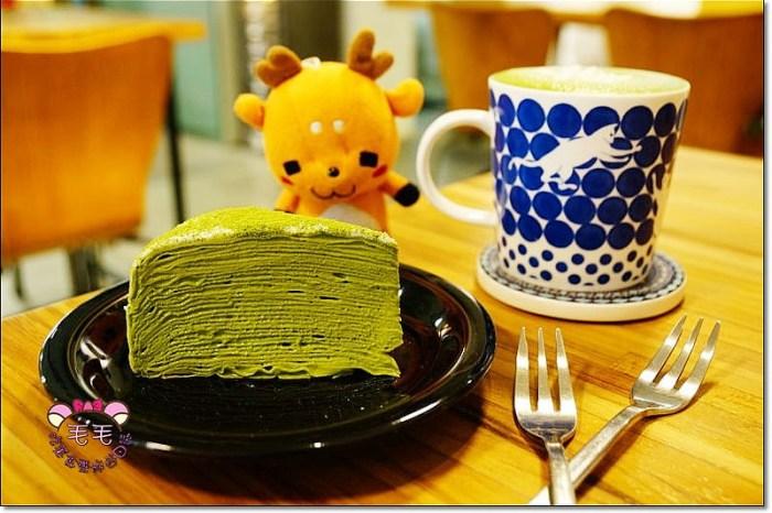 台北下午茶》生活在他方,心目中第一名的抺茶千層蛋糕♥好吃成這樣對嗎?捷運中正紀念堂古亭站,台北中正