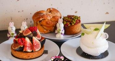 巴黎甜點|La Goutte d'Or Patisserie, 驚艷值噴發的顏值與質感兼具甜點推薦