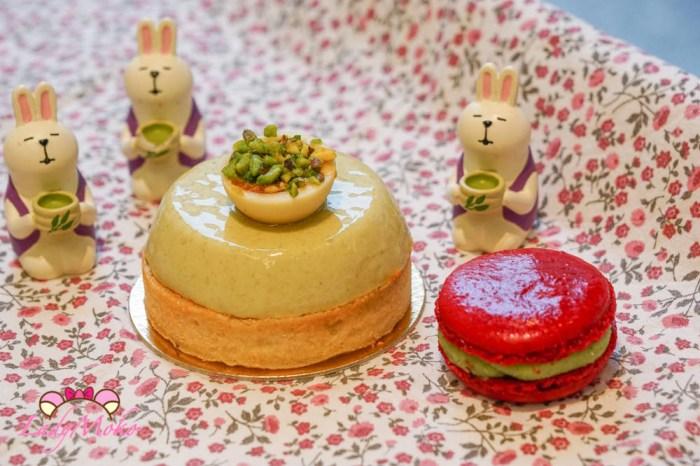 巴黎甜點 Pain de Sucre Patisserie, 兩款甜點都失望了…