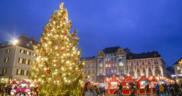 斯洛伐克首都Bratislava 聖誕市集|時間地點/吃什麼/買什麼 整理推薦