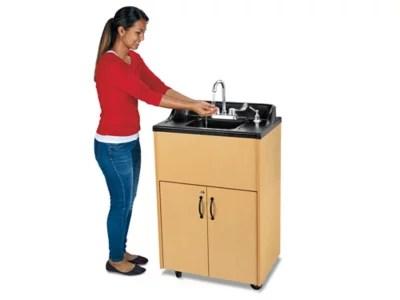 portable handwashing sink