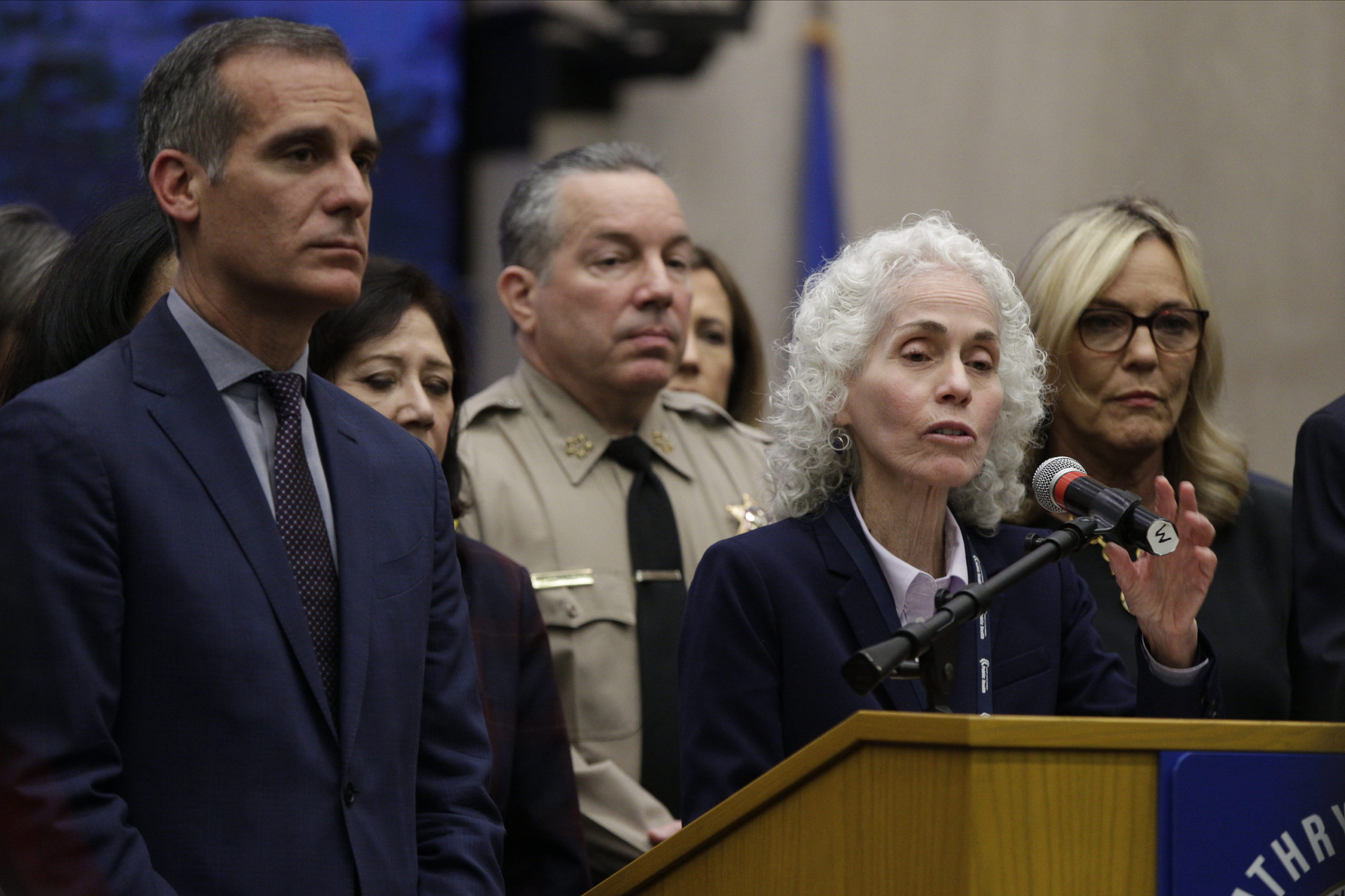 Covid 19: As LA County Sets New Infection Record, State Leaders' Behavior Sends Mixed Messages