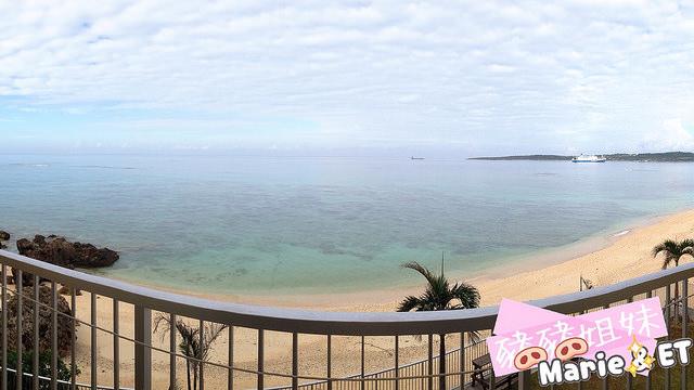 【沖繩】北部住宿-Churaumi On The Beach Motobu-近美麗海水族館