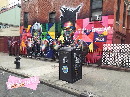 【紐約】布魯克林區 – Williamsburg