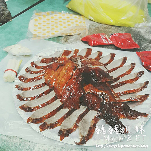 【食記】台北士林 – 金馥記烤鴨