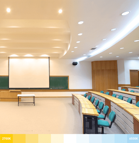 human centric lighting is the next step