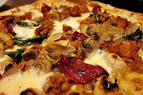 [食]PIZZERIA OGGI拿坡里披薩專賣店-台北/天母